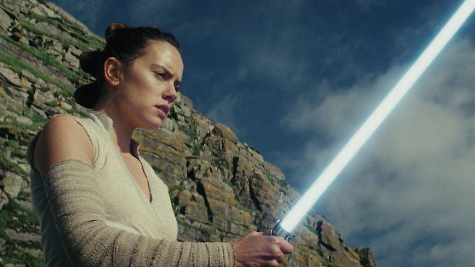 Rey und die Macht - an den Kinokassen reicht es nur für den zweitbesten Start aller Zeiten.