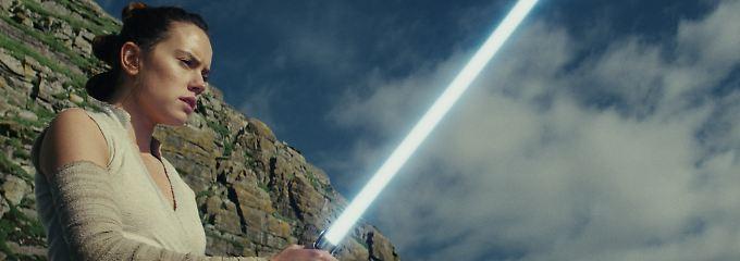"""""""Der letzte Jedi"""" nur Zweiter: """"Star Wars""""-Fortsetzung verpasst Rekord"""