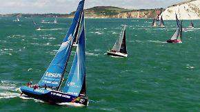 PS - Reportage: Volvo Ocean Race - Die härteste Segelregatta der Welt