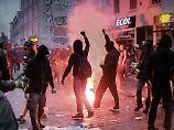 Dutzende Fotos veröffentlicht: Polizei sucht nach G20-Randalierern