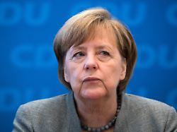 Trotz Merkels Zusage: Berlin bremst Aufnahme von UN-Flüchtlingen