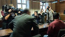 Totgeglaubter Zeuge sagt aus: Hussein K. schweigt weiter im Mordprozess