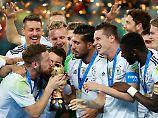Der Sport-Tag: Confed Cup ist die erfolgreichste Sportsendung 2017