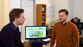 """Startup News: Food-de.-Gründer Karsten Schaal: """"In drei Jahren zum Millionär funktioniert nicht"""""""
