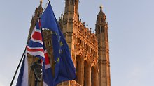 EU setzt Frist für Scheidung: Brüssel will Brexit bis Ende 2020 vollziehen