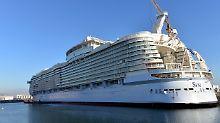 "Royal Caribbean baut: ""Symphony"" wird der größte Kreuzfahrtriese"