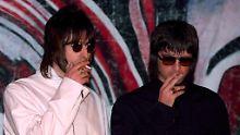 Friede bei den Gallaghers: Oasis-Brüder versöhnen sich