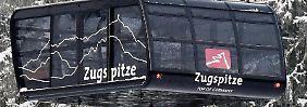 Seilbahn der Superlative öffnet: Drei Weltrekorde für die Zugspitze