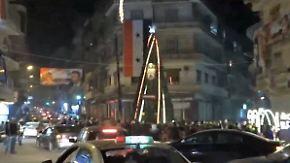 Stille Nacht in Aleppo: Christen und Muslime stehen weihnachtlich zusammen