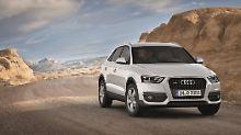 Dank der soliden Qualität und der sanften Facelifts kann man auch einen sechs Jahre alten Audi Q3 kaufen ohne damit aufzufallen.