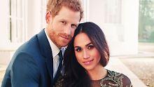 Instagram-offiziell!: Prinz Harry schmust mit Meghan Markle
