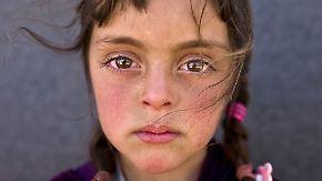 """Gesicht einer traurigen Kindheit: Unicef-""""Foto des Jahres"""" zeigt syrisches Mädchen"""