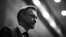 Das Jahr des Christian Lindner: Vom Hoffnungsträger zum Prügelknaben