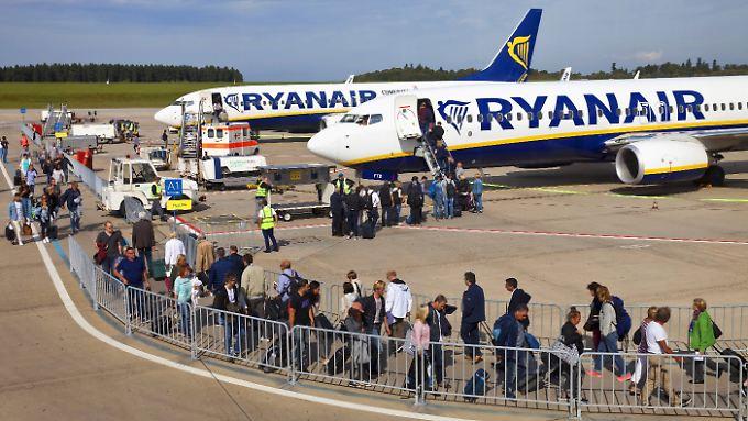 Morgendlicher Streik vorm Fest: Was können Ryanair ...