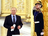Russlands Stärke als Ziel: Wladimir Putin.