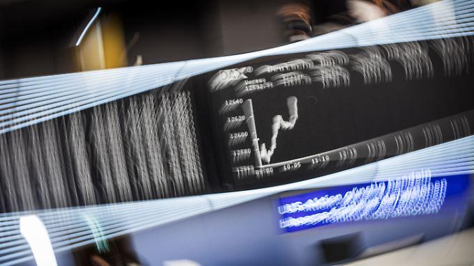 Große Sorglosigkeit: Börsianer wollen nicht korrigieren, was eigentlich gesund wäre.