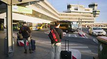 Massiver Rückgang seit November: Deutlich weniger Passagiere in Berlin-Tegel