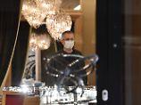 Überfall auf Berliner Juwelier: LKA vermutet Organisierte Kriminalität