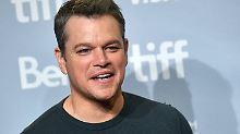 """Kein Macho-Cameo in """"Ocean's 8"""": Kritiker wollen Damon aus Film schneiden"""