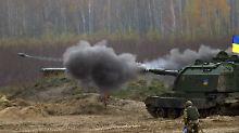"""Unterstützung """"defensiver Natur"""": USA planen Waffenlieferung an Ukraine"""