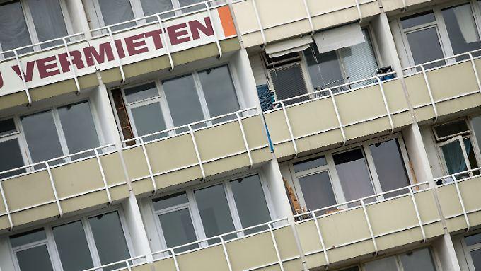 Der soziale Wohnungsbau reicht offenbar nicht, um die Mietsteigerungen ausreichend abzufedern.