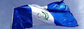 Nach dem Vorbild der USA: Guatemala will auch seine Botschaft verlegen