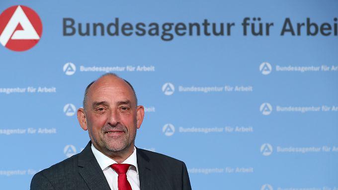 Detlef Scheele fordert auch eine Entbürokratisierung des Hartz-IV-Systems.
