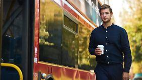 Bio-Bean-Gründer Arthur Kay ist überzeugt, dass sein Kaffee-Diesel ein großer Wurf ist.