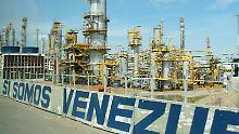 """""""Einfache Schuldverschreibung"""": Venezuela sichert Kryptowährung mit Öl ab"""