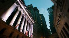 Der Börsen-Tag: Steigt der Dow Jones auf neuen Rekordstand?