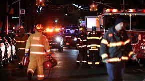 """""""Beispiellose Tragödie"""": Brand tötet zwölf Menschen in New Yorker Wohnhaus"""