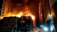 Geburtstagsfeier endet tödlich: 14 Tote bei Restaurantbrand in Mumbai