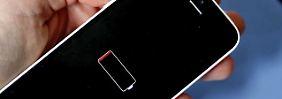 Preissenkung gegen PR-Gau: Apple entschuldigt sich für Akku-Manipulation