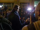 Von Wahlen ausgeschlossen: Nawalny will vor Straßburger Gericht ziehen