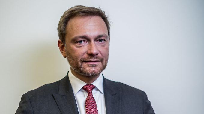 Christian Lindner fordert eine neue Einwanderungspolitik in Europa.