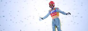 Mitfavorit Kraft erlebt Fiasko: Freitag verliert wichtige Tournee-Meter