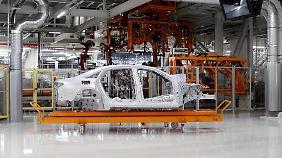 Die Herstellung eines Autos ist auch immer Teil seiner Öko-Bilanz.