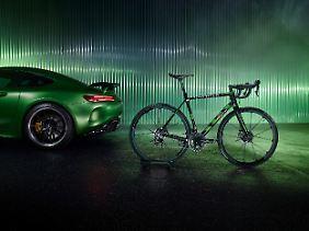 Das R.S2 von Rotwild und AMG ist mit 7000 Euro im Segment der Supersport-Bikes noch ein echtes Schnäppchen.