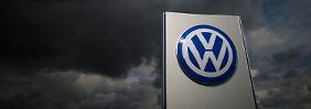 Schlechtere Neuzulassungsbilanz 2017 bei VW.Neuzulassungsbilanz 2017