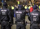 G20, Terrorgefahr, Silvester: Polizei-Überstunden bleiben auf Rekordhoch