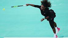 Der Sport-Tag: Serena Williams sagt Australian Open ab