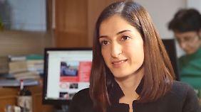"""""""Mein Sohn wurde von mir weggerissen"""": Meşale Tolu spricht über ihre Haft"""