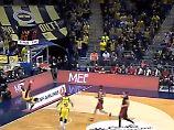 Der Sport-Tag: Horrorsturz nach Dunking sorgt für Basketball-Schock