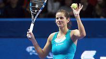 WTA-Finale in Auckland gewonnen: Görges startet mit Turniersieg ins Jahr