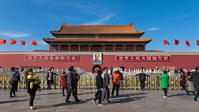 Für einen kurzen Aufenthalt brauchen Deutsche kein China-Visum.