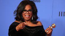 """""""Deren Zeit ist zu Ende!"""" Oprah Winfrey holt rundum aus ..."""