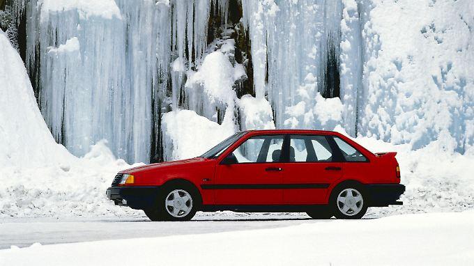 Die 400er-Serie von Volvo läutetet eine Wende bei den schwedischen Modellen ein.