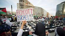 Schwarze Liste: Warum Israel BDS-Aktivisten aussperrt
