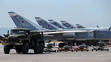 """""""Terroristische Attacken"""": Moskau wehrt Drohnenangriffe in Syrien ab"""
