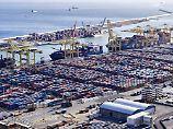 Was kann Konjunktur bremsen?: Wirtschaft peilt Export-Rekordjahr an